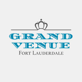 logo for the Grand Venue Fort Lauderdale